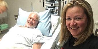 image: Buzz Aldrin innlagt på sykehus etter å ha blitt evakuert fra Sydpolen