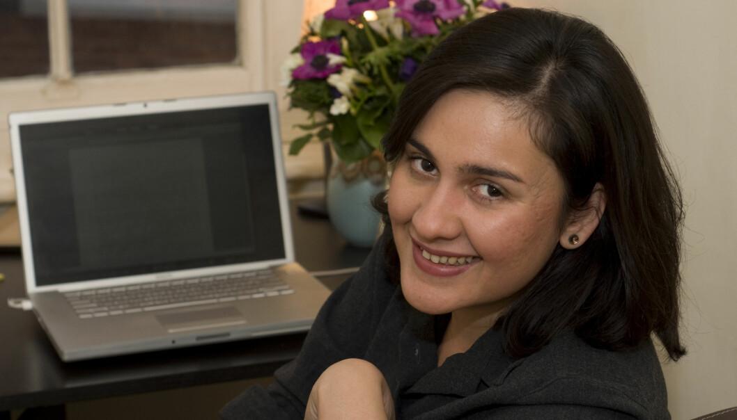 KOMMER: Kamila Shamsie er særlig kjent i Norge for romanen «Brente skygger». Foto: Nicola Barranger / NTB scanpix