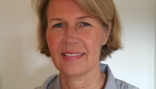<strong>KARTLA PÅRØRENDESITUASJON:</strong> Anita Vatland, daglig leder i Pårørendealliansen.