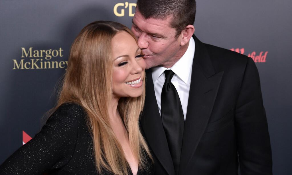 SINGEL IGJEN: I oktober dumpet James Packer popstjernen Mariah Carey. Foto: NTB Scanpix.
