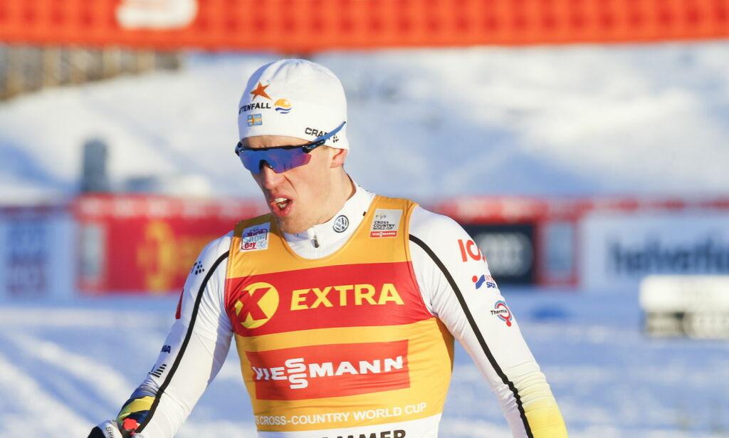 image: Halfvarsson utnyttet Golbergs skandalestart og vant foran Emil Iversen