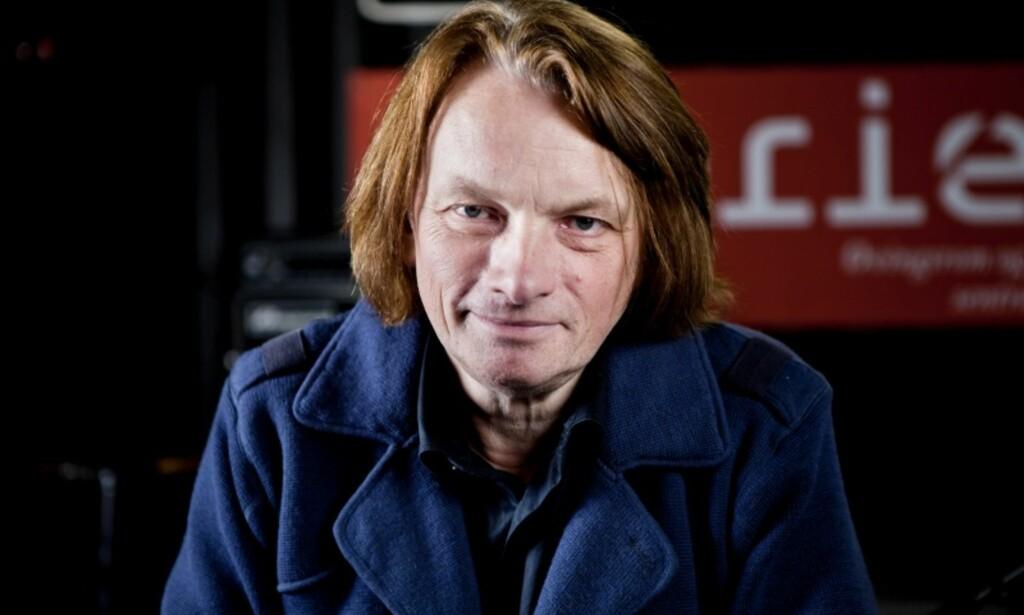 HÅVER INN: Jan Eggum hadde både millioninntekt og tok ut et solid utbytte fra sitt selskap Bergenstrubaduren i fjor. Foto: NTB Scanpix