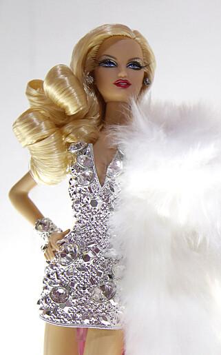EN GJENGANGER: Barbie er blitt lekt med av barn siden 1959. Foto: NTB / Scanpix