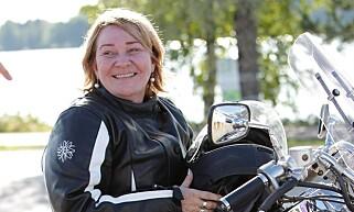 DREPT: Tiina Wilén-Jäppinen var leder for kommunestyret i Imatra. Hun ble drept sammen to journalister i natt. Foto: NTB Scanpix