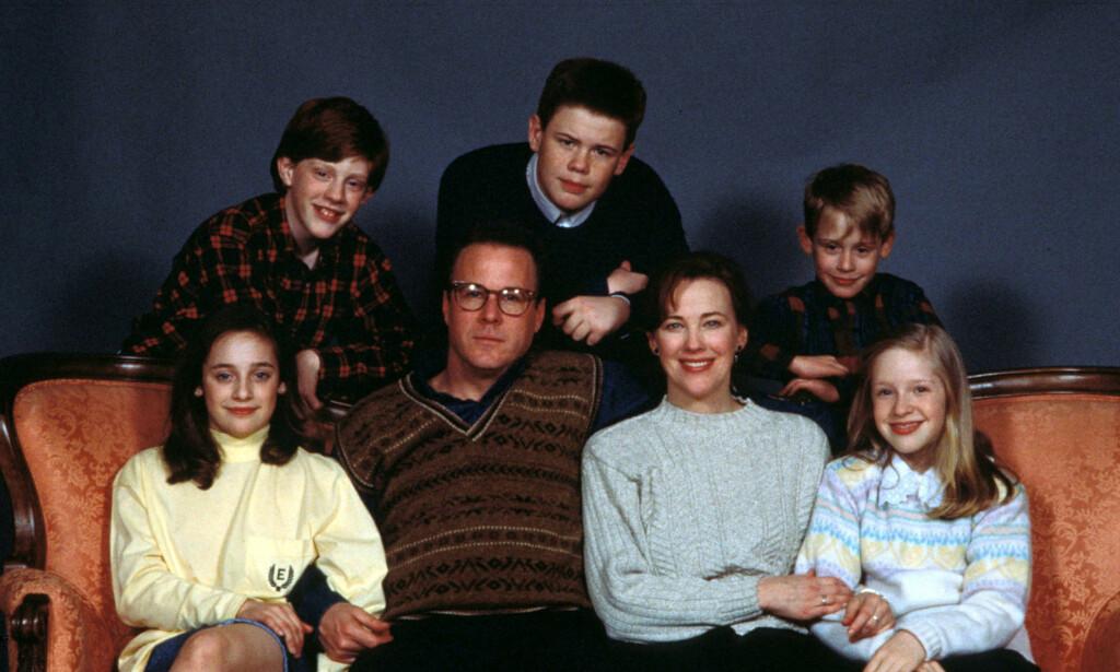 SNART 30 ÅR SIDEN: I 1990 gjorde den første filmen om McCallister-familien enorm suksess på kino. Julefilmen har fortsatt mange fans verden over. Foto: Sipa USA / NTB Scanpix