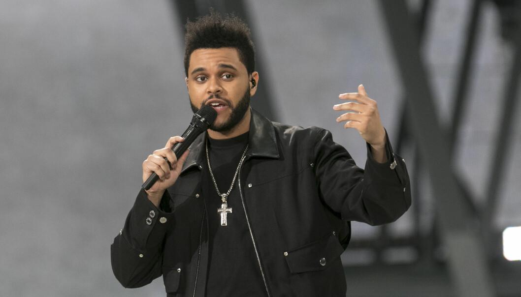FRA BÅNN TIL TOPP: The Weeknd har hatt en bratt stigningskurve hva gjelder hans musikalske karriere. Noen drømmestart har 26-åringen imidlertid ikke hatt. Foto: NTB Scanpix