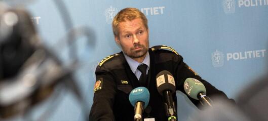 Politiet bekymret over flom av rykter: - Ingen holdepunkter for flere gjerningspersoner