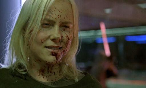 image: Går berserk i blodig sesongslutt: - Det var en utrolig dyktig stuntmann jeg slengte rundt