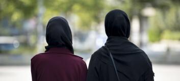 Sykehjem vil ikke oppheve hijab-forbud