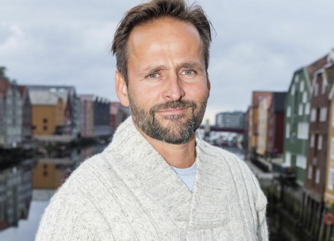 ANNO 2017: Driller Simen Havig-Gjelseth. Foto: Frank Foss / STRIX / NRK