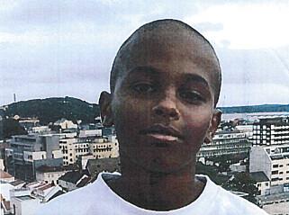 DREPT: Jakob Abdullahi Hassan (14). Foto: Politiet / NTB scanpix