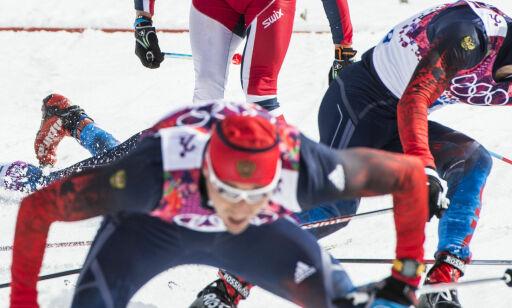 image: Anklaget for doping. Nå avslører Kriukov hva som skjedde i Sotsji-OL: - Det var som 2. verdenskrig