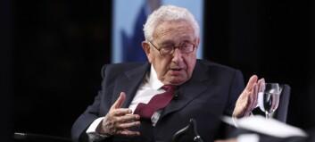 Avlys invitasjonen til Kissinger