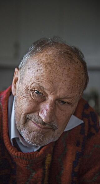 ÅPEN OM KREFTEN: Per Fugelli har i flere år vært åpen om sin kreftsykdom. Foto: Jørn H Moen / Dagbladet