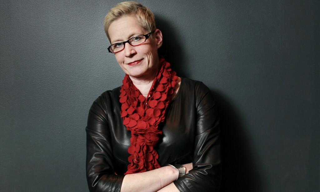 MARKANT SKIKKELSE: Anne Aasheim ble flere ganger kåret til en av Kultur-Norges viktigste personer, og har satt dype spor etter seg i norsk kultur- og samfunnsliv. Foto: Erlend Aas / SCANPIX .