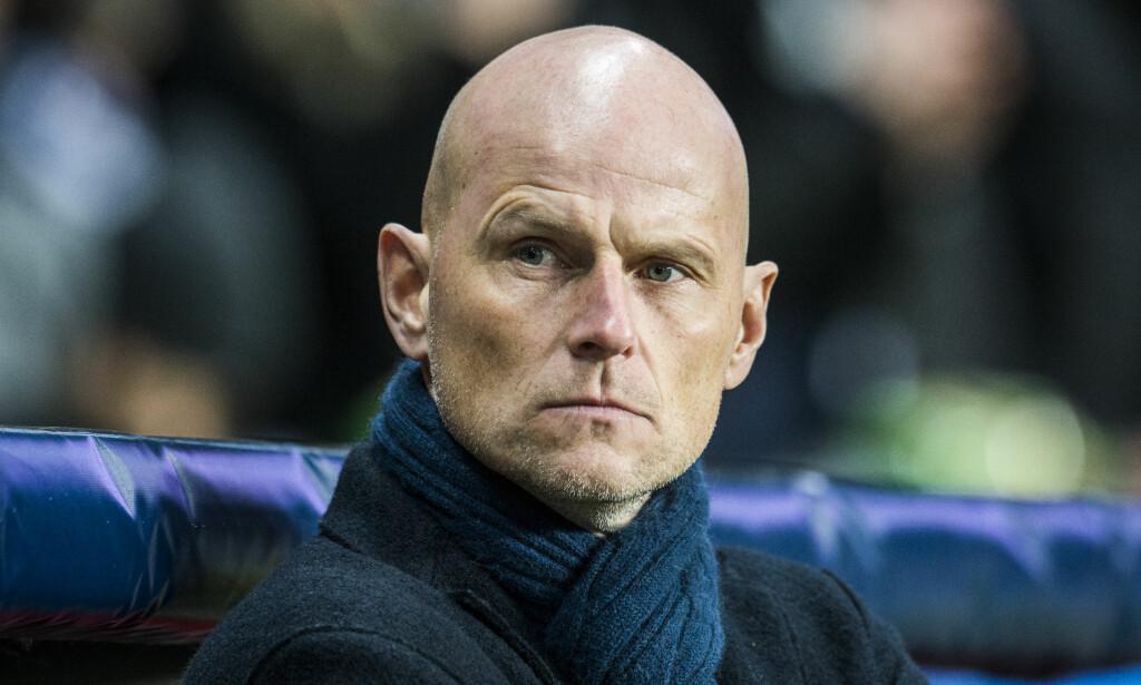 KRITISK: Ståle Solbakken er mest kjent for sine fotballkunnskaper, men har denne uka havnet i søkelyset etter uttalelser om dansk politikk. Foto: Ólafur Steinar Gestsson / NTB scanpix