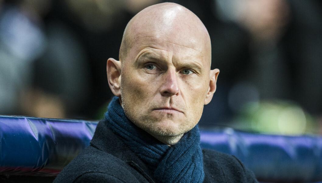 <strong>SJETTPLASS:</strong> Etter tolv spilte kamper, ligger Solbakkens FCK på en sjetteplass i ligaen. Foto: Ólafur Steinar Gestsson / NTB scanpix