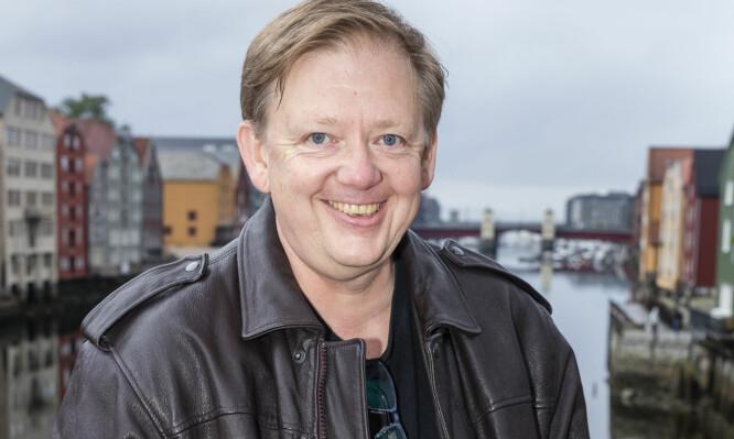 ANNO 2017: Bjørn Angell Knudtzen er utdanna lege og tannlege. Foto: Frank Foss / STRIX / NRK