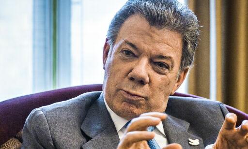 image: Santos ved milepælen