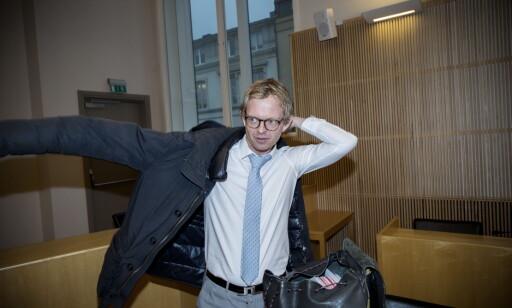 FORSVARER: Svein Kjetil Stallemo er oppnevnt som forsvarer for den siktede 15-åringne. Foto: Tomm W. Christiansen / Dagbladet