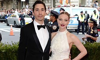 EKSEN: I to år var Amanda kjæreste med skuespiller-kollega Justin Long. Foto: Scanpix.