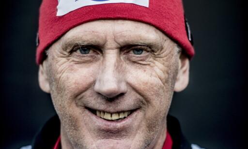 FØRSTEMANN: Oddvar Brå skapte mer idrettshistorie enn bare å brekke staven og gå raskt på ski. Han var også den første langrennsløperen med astma. Foto: Thomas Rasmus Skaug / Dagbladet