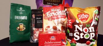 Matvarefella: Står det jul på pakka, skrus prisen opp