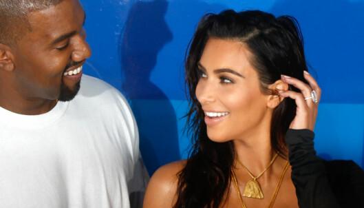 Kim og Kanye «gleder seg» til en ny start etter skandaleåret