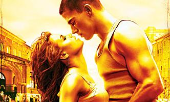 <strong>FILM BLE VIRKELIGHET:</strong> Jenna og Channing forelsket seg på settet til den romantiske dansefilmen Step Up. Foto: Scanpix.