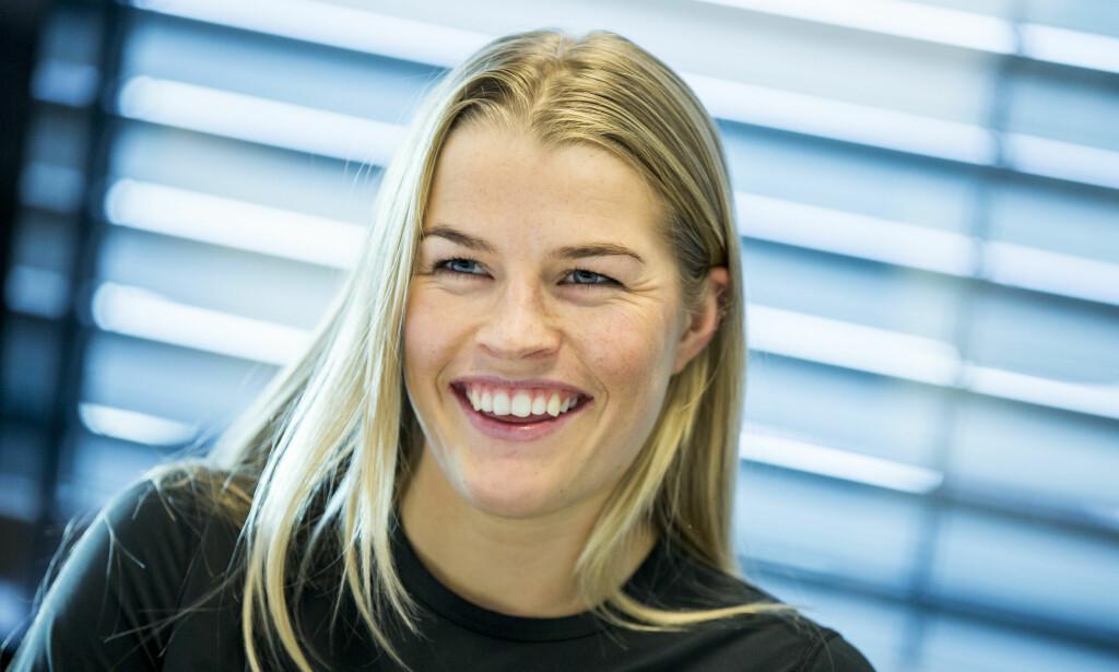 SIKTER MOT OL-GULL I 2018: Kulekjører Hedvig Wessel er klar for verdenscupstart. 21-åringen sikter mot OL-gull i 2018. Foto: Vegard Wivestad Grøtt / NTB scanpix