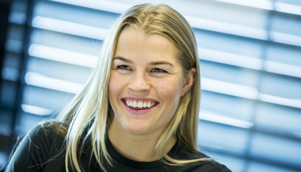 KULEKJØRER: Hedvig Wessel fikk ingen optimal oppladning til OL. Foto: Vegard Wivestad Grøtt / NTB scanpix