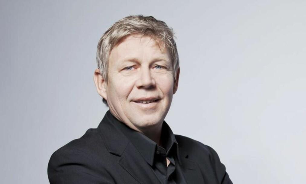 TØFFE TIDER: Mens mediebransjen står midt opp i tøffe utfordringer henter TVNorge-sjef Eivind Landsverk det ene kjente fjeset etter det andre til TVNorge. Han tror de fristes av nye arbeidsoppgaver. Foto: TVNorge.