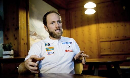 NOMINERT: Martin Johnsrud Sundby. Foto: Bjørn Langsem / Dagbladet