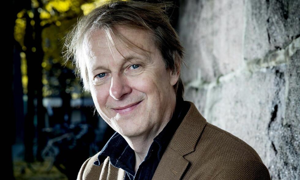 SPILLER LÅTENE: Lars Lillo-Stenberg forteller at «Young Neils» vil spille låter fra Neil Youngs nye album.  FOTO: Bjørn Langsem / Dagbladet