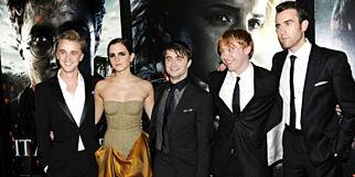 image: «Harry Potter»-stjerna fridde til kjæresten