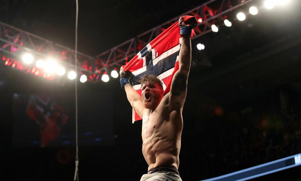 image: Emil Meek imponerte alle og vant i UFC-debuten