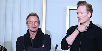 image: Sting ble spurt om sitt nye album: - Upassende