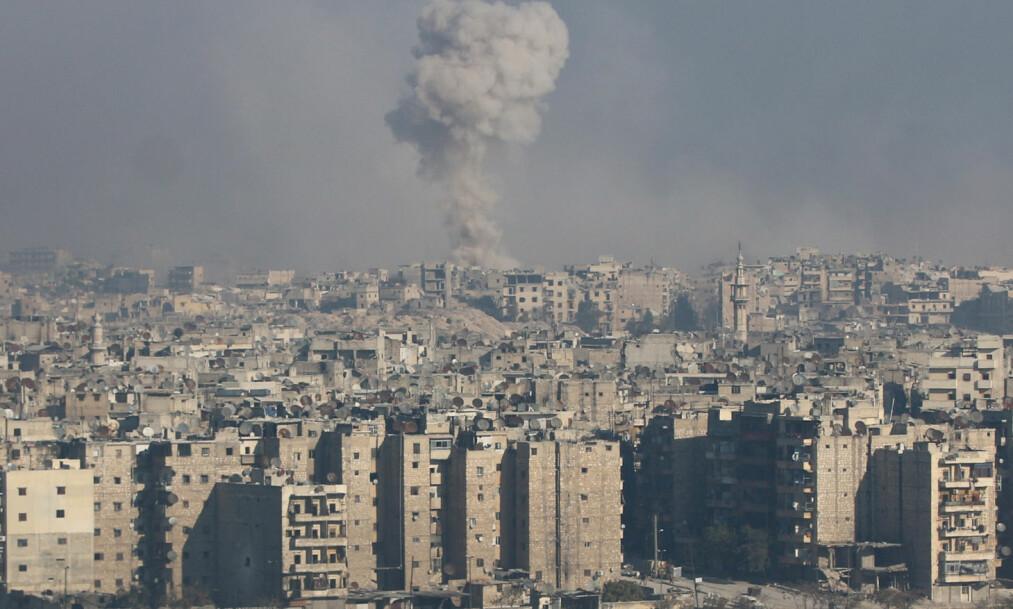 Foto: Abdalrhman Ismail/Reuters/Scanpix