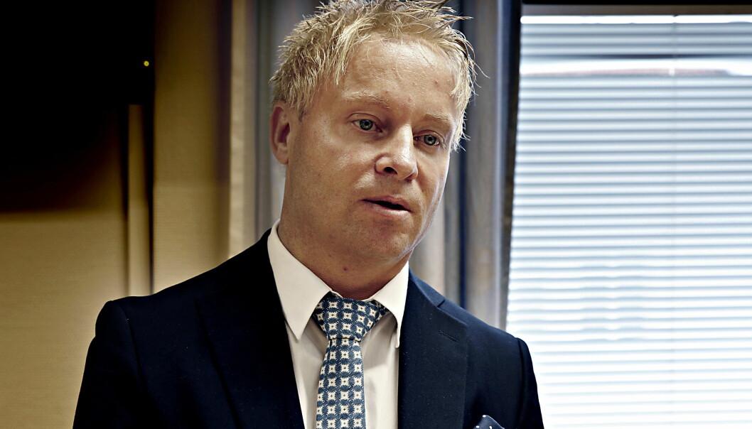 TINA-SAKEN: Advokat Olav Sylte representerte en av de som var siktet i Tina-saken. Nå er siktelsene henlagt mot de fire som intet straffbart forhold bevis. Tina-saken er sendt til Kripos' Cold Case-gruppe. Foto: Jacques Hvistendahl / Dagbladet
