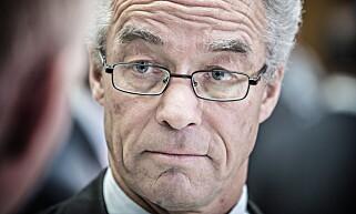 OGSÅ PÅ LISTE: MDGs Rasmus Hansson. Foto : Hans Arne Vedlog / Dagbladet