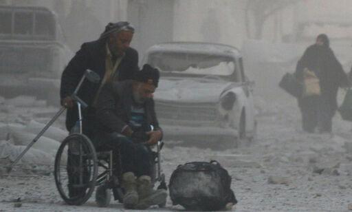 image: FN: - 82 sivile syrere, også barn og kvinner, skutt i egne hjem