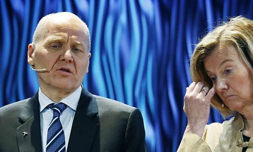 image: Telenor fastholder tilliten til Sigve Brekke: - Han er den rette til å lede arbeidet