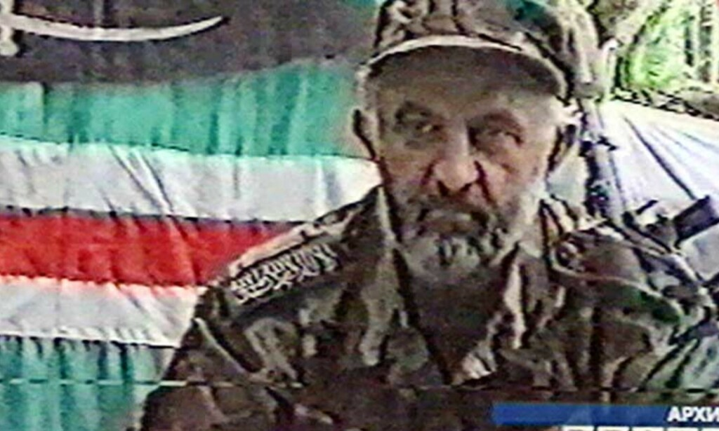DREPT: Tsjetsjenias tidligere president Aslan Maskhadov ble drept i går. Foto: SCANPIX