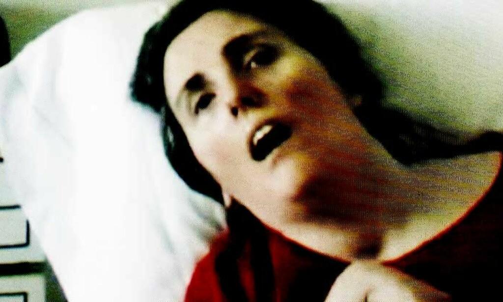 HJERNESKADD: Terri fikk hjertestans i 1990, og våknet fra koma med alvorlige hjerneskader. Hun lever i en «vedvarende vegetativ tilstand», og legene utelukker at hun kan bli bedre. Foto: SCANPIX/EPA