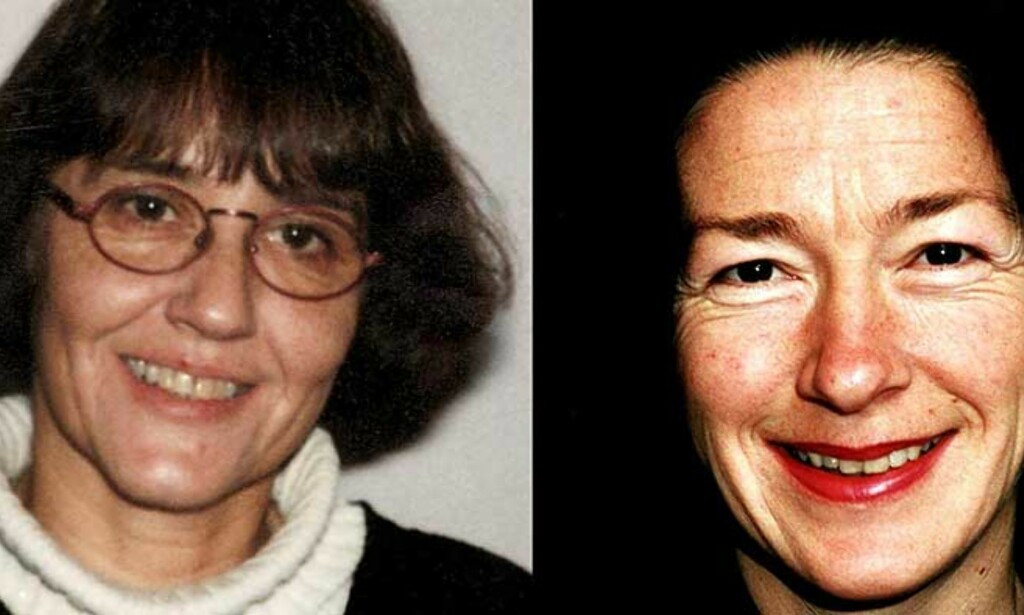 VILLE HJELPE: Gunnhild Myklebust (til venstre) og Ingebjørg Foss ble myrdet mens de sov. Foto: SCANPIX
