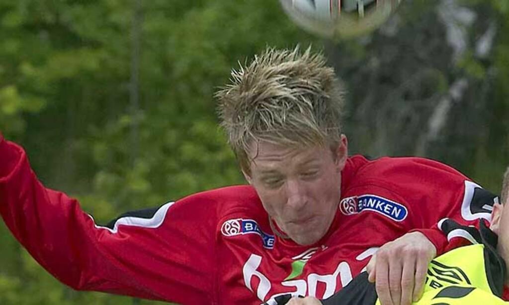 SJOKK-START: Jan Gunnar Solli mener Norge må kaste seg inn i alle taklinger. Foto: Arnt E. Folvik