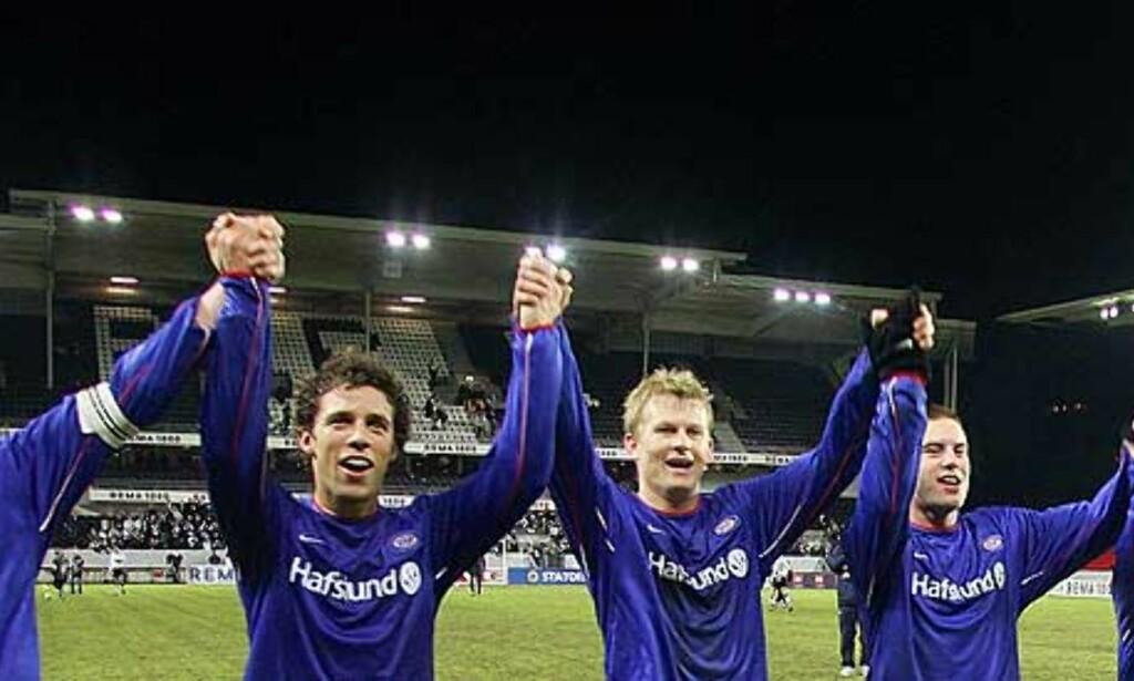 EGET STADION: VIF ønsker seg en Vålerenga-arena, akkurat som RBK har Lerkendal. Foto: Scanpix