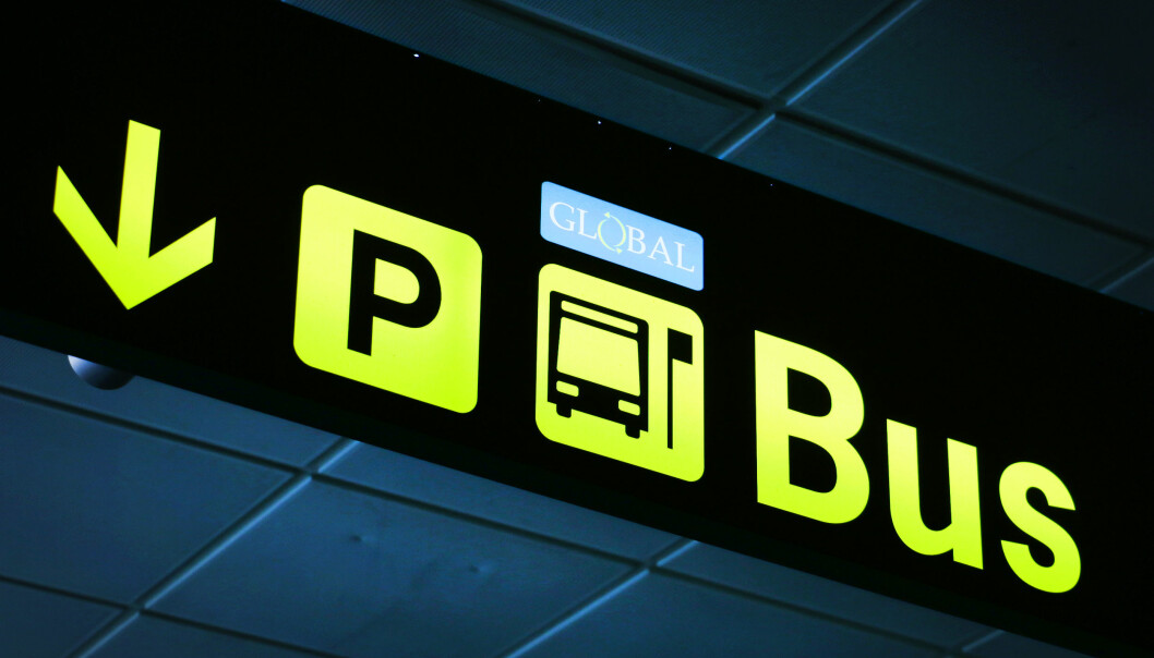 <strong>BUSS TIL HOTELLET:</strong> På Gran Canaria kan det lokale busselskapet være et vel så godt alternativ, ikke minst med tanke på prisen. Foto: Ole Petter Baugerød Stokke