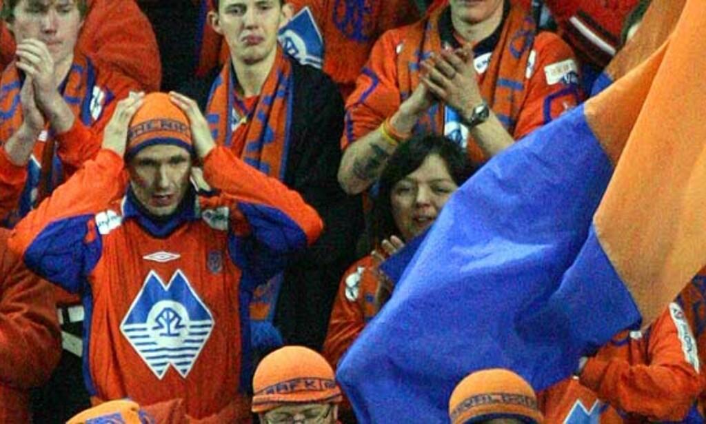NY TRENER: Det spørs om Aafk-fansen i Stormen ser blidt på en 15-årig trener. Foto: Scanpix