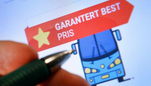 <strong>BILLIGST:</strong> Transferbussen er billigst blant de private aktørene på Gran Canaria, hevder Ryanair. Foto: Ole Petter Baugerød Stokke